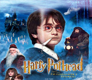Harry Pothead's Best Legal Alternative to Weed